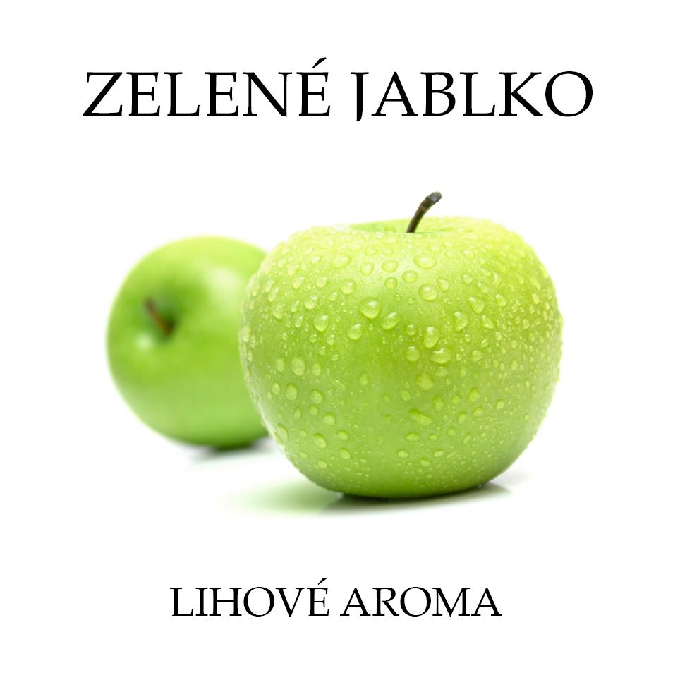 Zelené jablko (Aromka) - lihové aroma 100 ml