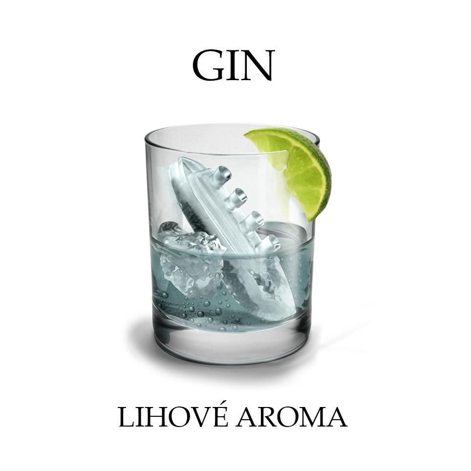Ginové (Aromka) - lihové aroma 100 ml