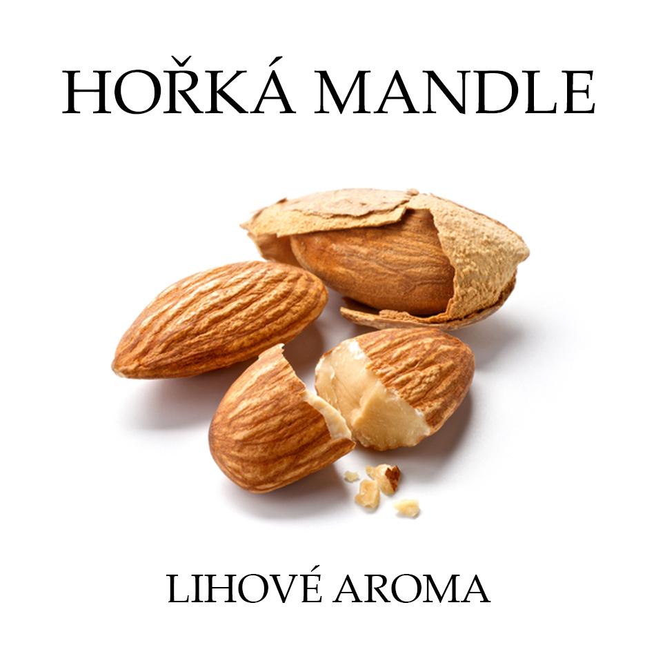 Hořká mandle (Aromka) - lihové aroma 100 ml