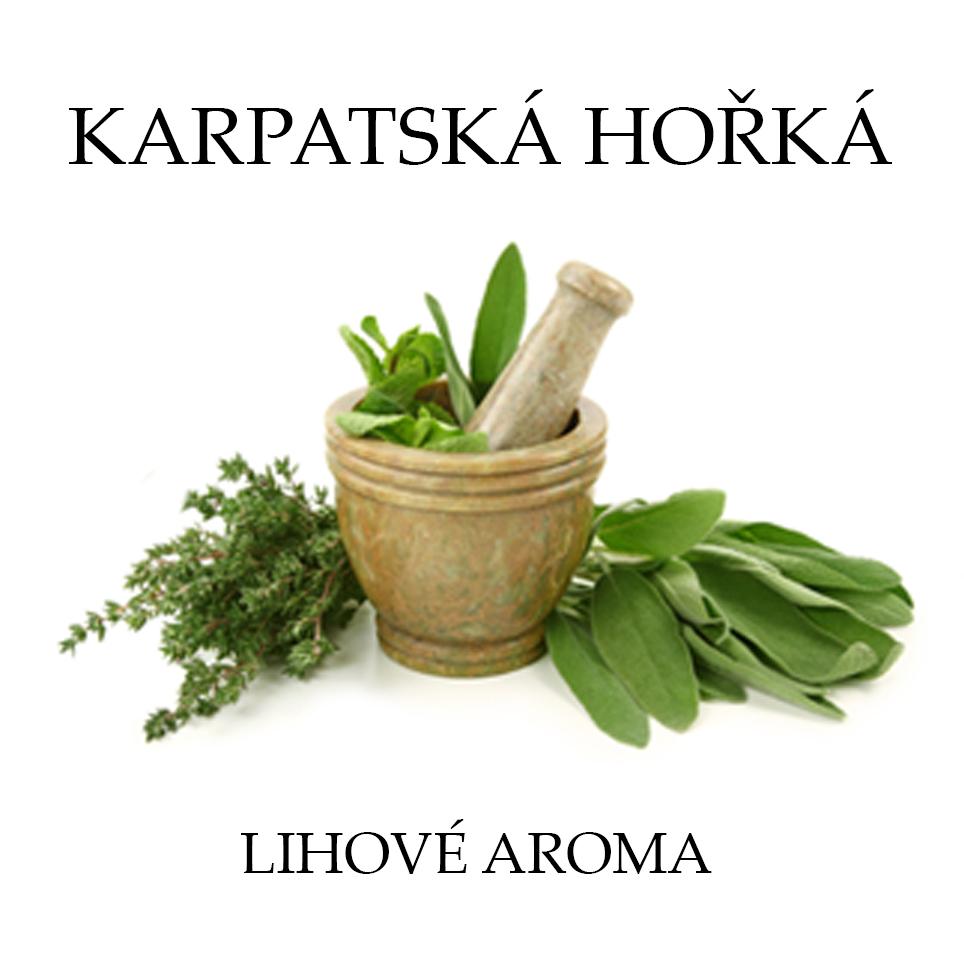 Karpatská hořká (Aromka) - lihové aroma 100 ml