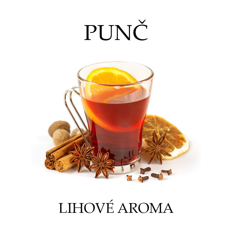Punčové aroma (Aromka) - lihové aroma
