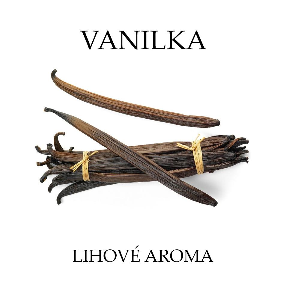 Vanilka (Aromka) - lihové aroma 100 ml