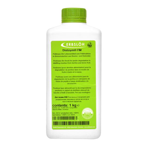 Distizym  FM - enzym na ovoce (1000 g)