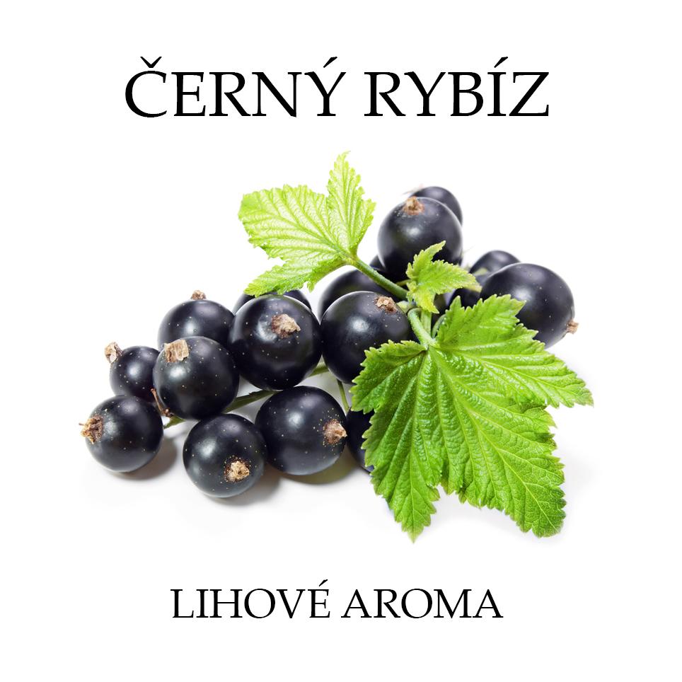 Černý rybíz (Aromka) - lihové aroma 100 ml