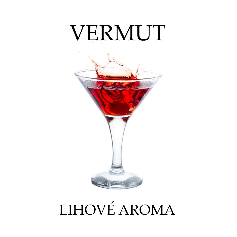 Vermut (Aromka) - lihové aroma 100 ml