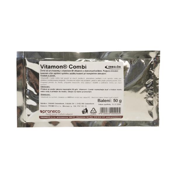 Vitamon® Combi 50 g - vitamíny pro podporu kvašení