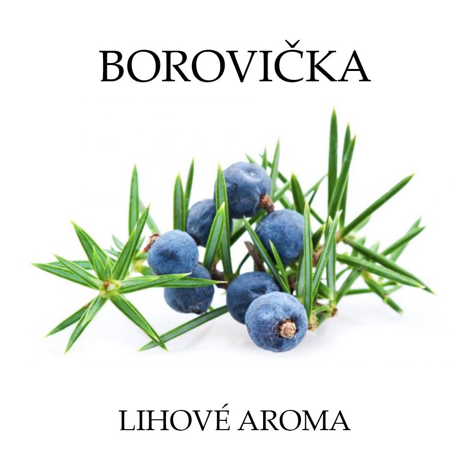 Borovička (Aroco) - lihové aroma 100 ml