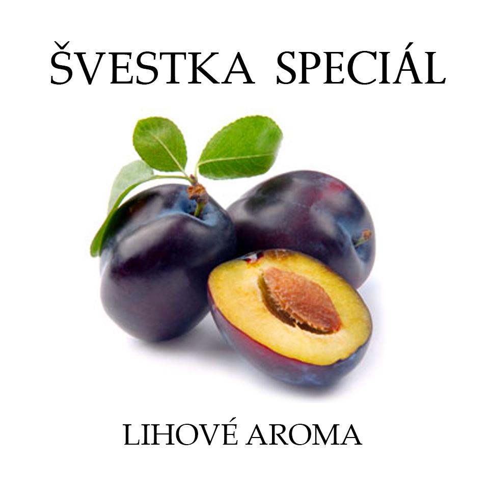 Švestkové aroma SPECIÁL (Aroco) - lihové aroma 100 ml